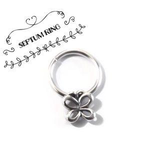 925SS Septum Ring